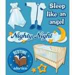 Baby Boy Bed Sticker Medley - Life's Little Occasions