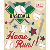 Baseball Sticker Medley - Life's Little Occasions