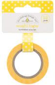 Bumblebee Swiss Dot Washi Tape - Doodlebug