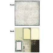 Pearls & Lace Paper - Harmony - 7Gypsies