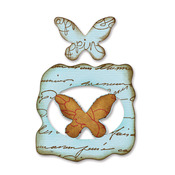 Butterflies Movers & Shapers - Sizzix