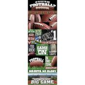 Ready For Football Die - cut Stickers - Real Sports  - Reminisce