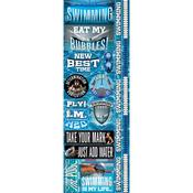Swimming Combo Die - cut Stickers - Real Sports  - Reminisce