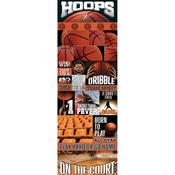 Basketball Die Cut Stickers - Real Sports  - Reminisce