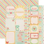 Friends Journaling Cards Paper - Best Of Friends - Echo Park