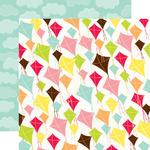 Picnic Kites Paper - Let's Picnic - Echo Park