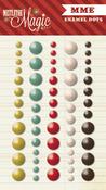 Mistletoe Magic Enamel Dots - My Minds Eye
