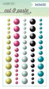 Hello Enamel Dots - Cut & Paste Adorbs - My Minds Eye