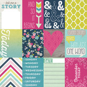 Cards Paper - Story - Adorbs - My Minds Eye