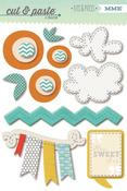 Sweet Bits & Pieces - Charm - Cut & Paste - My Minds Eye