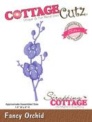 Fancy Orchid Elites Die - Cottage Cutz