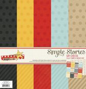 Say Cheese Simple Basics Kit - Simple Stories