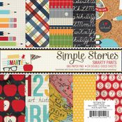 Smarty Pants 6 x 6 Paper Pad - Simple Stories