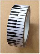 Piano Keys Washi Tape - Love My Tapes