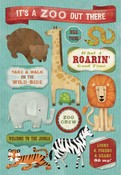It's A Zoo Out There! Cardstock Stickers - Karen Foster