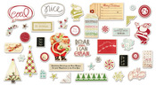 Merry Little Christmas Ephemera Pack - Fancy Pants