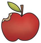 Apple Bushel O' Fall Snag'em Stamp