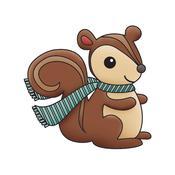 squirrell bushel o fall