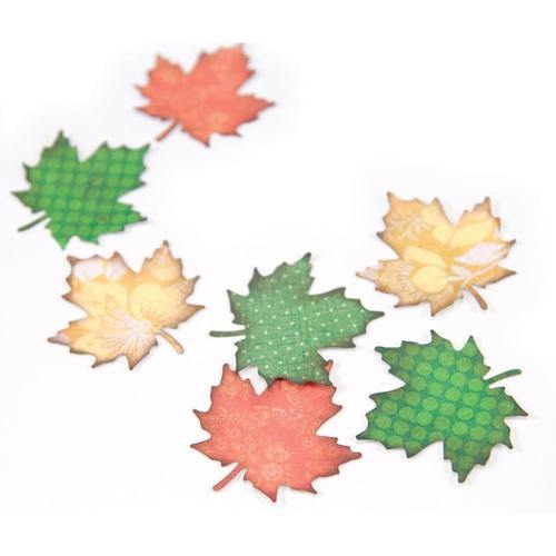 Maple Leaf Large Punch - EK Success