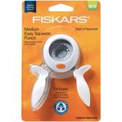 Seal Of Approval Medium Squeeze Punch - Fiskars