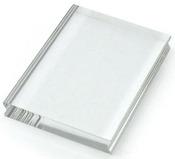 Acrylic 2.25 x 3.5 Stamp Block