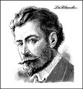 Gentleman Silicone Stamp - La Blanche