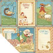 Little Boy Blue Paper - Mother Goose - Graphic 45