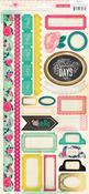Flea Market Border & Accent Stickers - Maggie Holmes