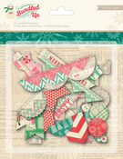 Bundled Up Layered Borders - Crate Paper