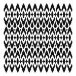 Navaho 12 x 12 Template - Crafters Workshop