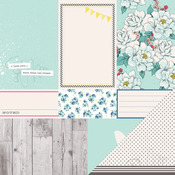 Warm Welcome Paper - Polka Dot Party - Dear Lizzy