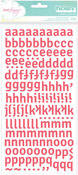 Pink Foam Thickers - Polka Dot Party - Dear Lizzy