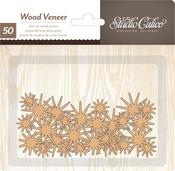 Starburst Wood Veneer Die-cuts - Magical - Studio Calico