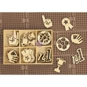 Allstar Wood Icons - Prima