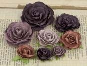 Black Flowers - Charlotte - Prima