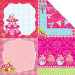 Teacake Paper - Tea Party - KaiserCraft
