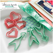 Heart & Arrows Paperclips - Websters Pages