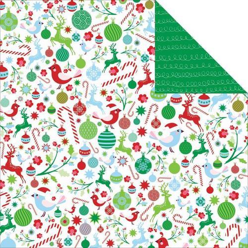 Bon Bon Paper - Santa's List - KaiserCraft