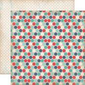 Daring Dots Paper - Rough n' Tumble Carta Bella