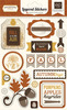 Reflections: Fall Layered Stickers - Echo Park