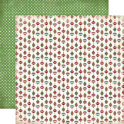 Ornaments Paper - So This Is Christmas - Carta Bella