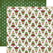 Christmas Trees - So This Is Christmas - Carta Bella