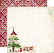 Merry Christmas Paper - So This Is Christmas - Carta Bella