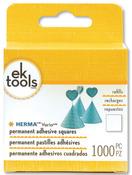 Permanent Adhesive Squares Refill - Herma Vario - EK Success