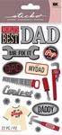 Fix It Dad Stickers - Sticko