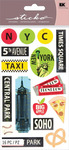 Big Apple Stickers - Sticko