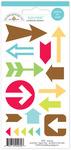 Anyway Mini Icon Stickers - Doodlebug