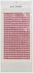 Fuchsia Gem Stickers, 5 mm