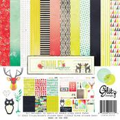Finnley 12 x 12 Collection Pack - Glitz
