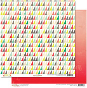 Multi Triangle Paper - Finnley - Glitz